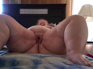 Just showing off my tight pussy
