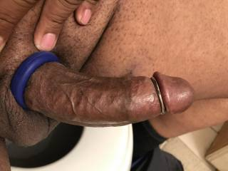 New jewelry and silicone cock ring