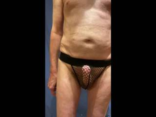Not all my undies are that good at disguising my erection