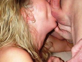 Chloe sucking my husbands balls xxx