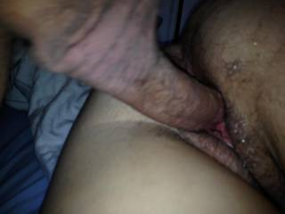 pounding a nice cougar pussy