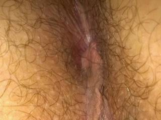 Ohhhhhhhhhhhhhhhhhh it looks wonderfully tight bb id like to run my tounge over your swexy holes before drilling your tight asshole with my throbbing hard cock, id make you cum all over my hard on
