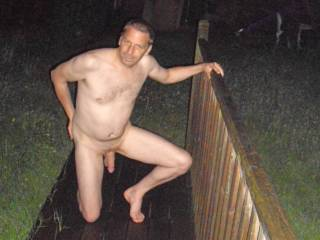 she told me to drop to me knees for my sexy surprise as she dropped her panties, walked towards me and had me eat her pussy right there in the garden ....hmmmm