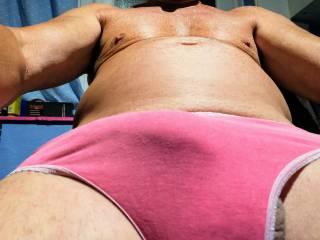 Men in panties