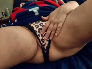 Gf showing sexy panties