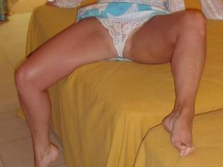 The question is simple --- would you take her knickers off.