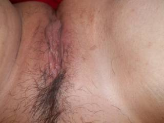 I`d love to lick that sweet pussy... Looks so damn good :)