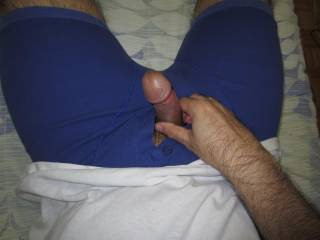 I want to lay on you and get that dick into my mouth, squeeze it gainst my palate, suck it passionately as I slide my one into your open mouth... wld you like?