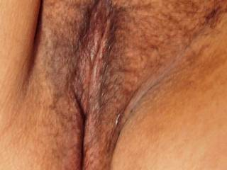 Beach vacation pussy pic of my wife!