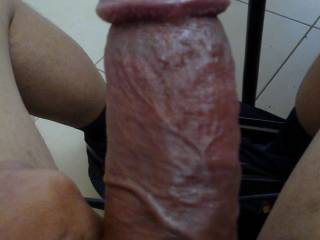 Stretch my tight pussy with that fat cock. I want to feel every inch of that cock spreading my pussy lips.