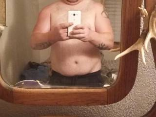 My body and yes girls I have tattoos and girls with tattoos turn me on so show me what you got