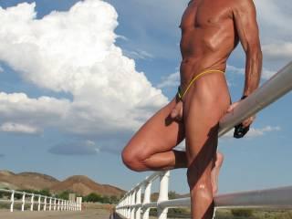 Smooth nudist hiking Arizona
