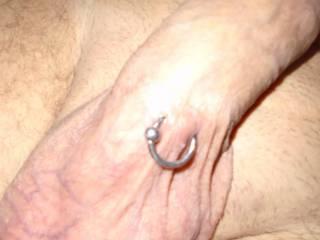 I love my piercings, frenum, lorum