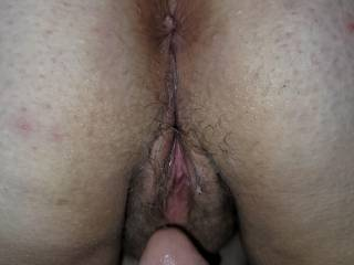 Wet , tight and filled