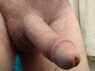 I like playing with my cock