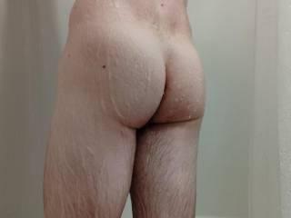 Ass shot during my shower.