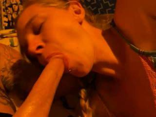 Getting my cock sucked real nice