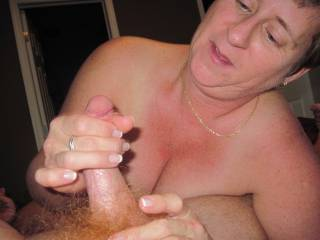 what a great combination you make, then!  :-)   love the way you love to jack and watch him cum