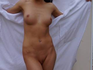 Fucking hell honey, you make my mouth water with such a smooth and lickable pussy to accompany the gorgeous girls!