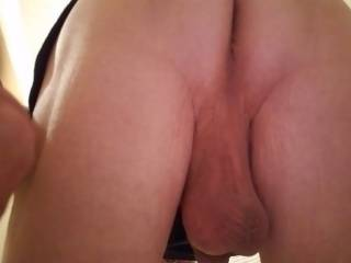 I done this for a guy wanting to see my ass so I took a picture.