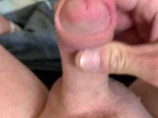 Just stroking my cock thinking of fucking neighbor wife a little while ago