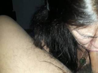 She loves sucking cock and she let\'s you do anything