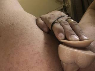 All the guys who like my pics.., I wish this was your cock!
