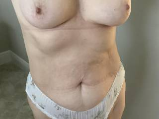 Wife fuckable boobs
