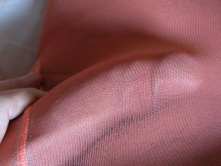 Getting stiff behind the nylon