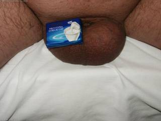 Any lady would like a sweetie?