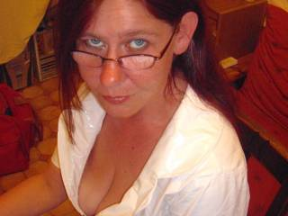 I am going to be very honest .  You have with those eyes.  Here's my wallet, my car keys, check book.............