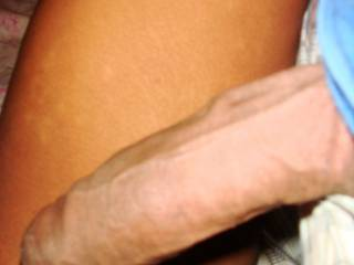 UNCUT COCK drived me wild and yours is sooooo BIG! Mmmm I want that fat cock!