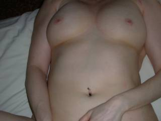 Your breasts are lovely, their nipples soooo sweet!