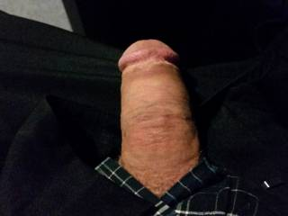 I love his cock and how he always let's me play with it