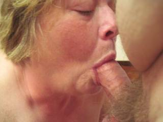 Hot !!!!!!!!! can feel her Hot mouth and Sexy Face on my cock