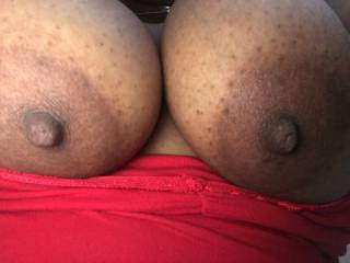 Her tits are made for sucking and shooting cum on