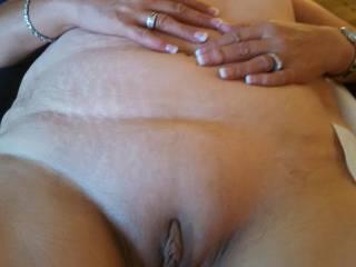 do you like my mound smooth