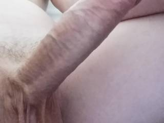 Love showing off my hard cock