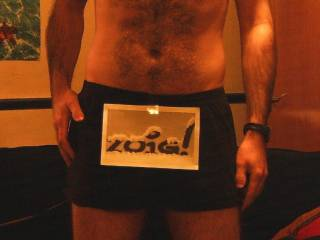 I hope you like my boxer shorts and my hairy chest!