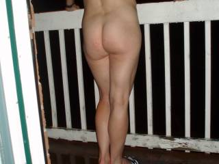 REMINDS ME OF LAST TIME I HAD BALCONY SEX,GREAT FUN