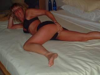 and then kiss ur hot pussy through ur pantie before take it off, then i could kiss ur wet pussy better! U keep that position, and i kiss u up 'till ur neck and face, then i slide my HARD desire inside ur delicious body, mmmmmmmmmmmmmmmmmmmm!