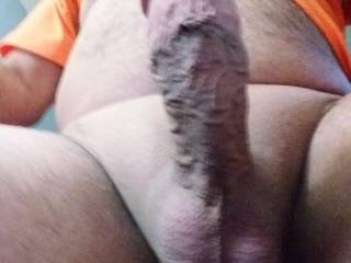Slowly lower your lips down my cock,  make me explode deep inside you 😉🍆💦💦💦💦💦