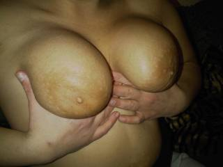 My perky natural young tits I love getting tit fucked by a big thick long dick then cummed on mmmmmmmmmmmm