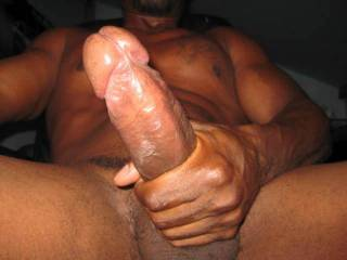 Oh my GOD!!! Right up my alley and exactly what I need right now!  I'm gonna fuck someone tonight while I look at this pic of your gorgeous huge dick!!!!  Where do you live???