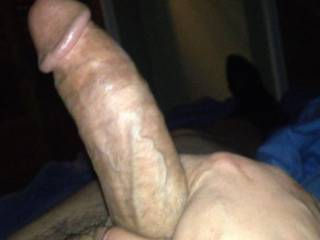 nice cock... even nicer in my mouth/ass...
