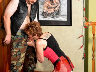 Mistress Malicia has gotten my dick rock-hard and ALL READY for her pleasure!