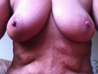 Breast taking or what?