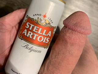 It's not a full-size can, but still.....