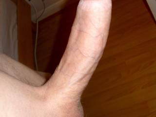 Now thats 1 HOT COCK there...Luv 2 'Slide on down' and Fuck your brains out!!!