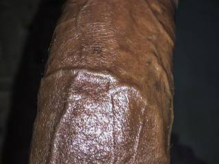 Come on Cowgirl you can Ride and Slide down on this beautiful Big Black Cock.